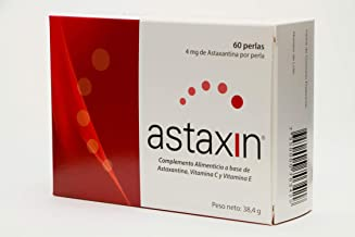 astaxin 60A Capsules 4A mg of vbyotics Estimated Price : £ 20,76
