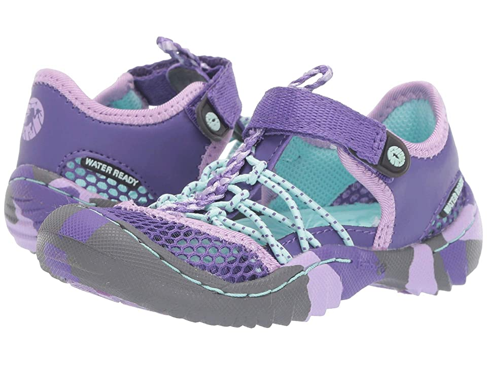 Jambu Kids Everly (Toddler/Little Kid/Big Kid) (Purple) Girls Shoes