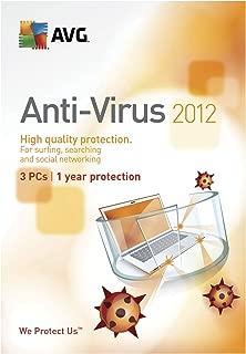 AVG 2012 Anti-Virus 3 Users [Old Version]
