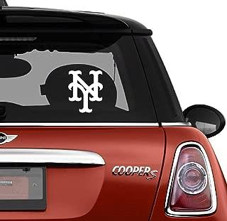 mets car sticker