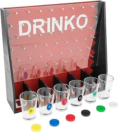 Juego De Beber Drinko Shot Glass Toys Games