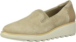 حذاء شارون دولي بدون كعب للنساء من Clarks