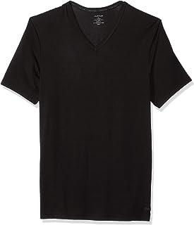 Calvin Klein Men's Ultra Soft Modal Short Sleeve V-Neck T-Shirt
