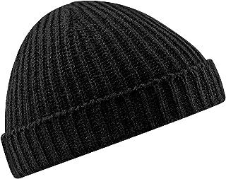Beechfield Unisex Retro Trawler Winter Beanie Hat