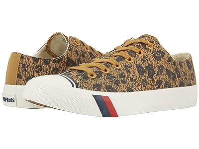 Pro-Keds Royal Lo Ripstop (Tan Leopard) Men