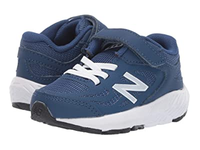 New Balance Kids 519v1 (Infant/Toddler) (Moroccan Tile/White) Boys Shoes