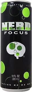 NERD FOCUS ENERGY DRINK GREEN 12/12oz