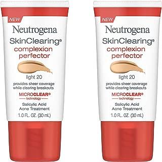 Neutrogena Skinclearing Complexion Perfector With Salicylic Acid, Light, 1 Fl. Oz.
