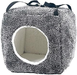 MAOSHE Pet Bag pet nest Four Seasons yurt pet House Soft pet Hanging Square nest pet Tent pet nest Sleeping Bag