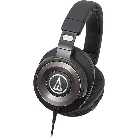 audio-technica SOLID BASS ポータブルヘッドホン 重低音 ハイレゾ音源対応 ATH-WS1100