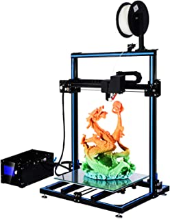 ADIMLab Gantry Pro 3D Printer Updated with Lattice Glass Resume Print Run Out Detection, 310X310X410 Build Volume, 24V15A UL Certified Power, Modifiable to Upgrade to Auto Leveling&WIFI