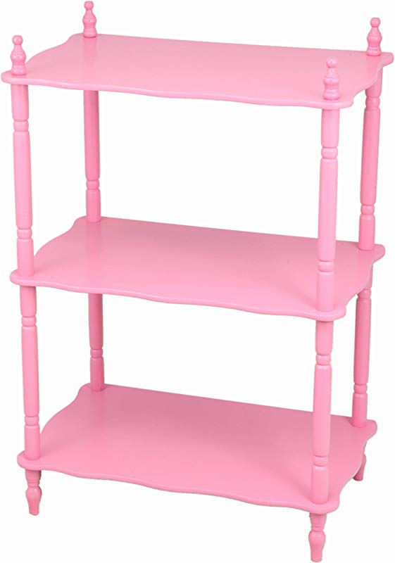 Frenchi Home Furnishing Kid S 3 Tier Shelves