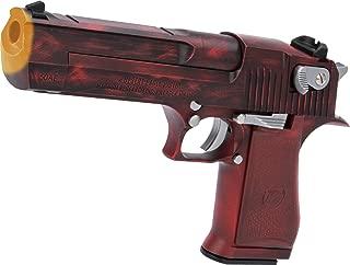 Evike WE-Tech Desert Eagle .50 AE GBB Airsoft Pistol by Cybergun w/Black Sheep Arms Custom Cerakote