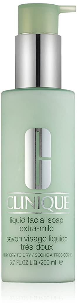 のみ整理する立方体クリニーク リキッドフェイシャルソープエクストラマイルド 200ml(並行輸入品)