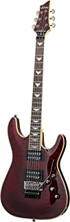 Best Schecter Omen Extreme-FR Electric Guitar (Black Cherry) Review