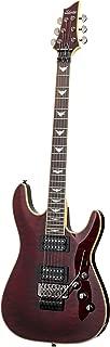 Schecter Omen Extreme-FR Electric Guitar (Black Cherry)