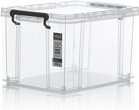HOUZE SB-1402 'STRONG' Box, Transparent, 30L