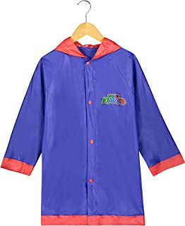 Disney Boys Blue and Red Rain Slicker - Toddler and Little Kid