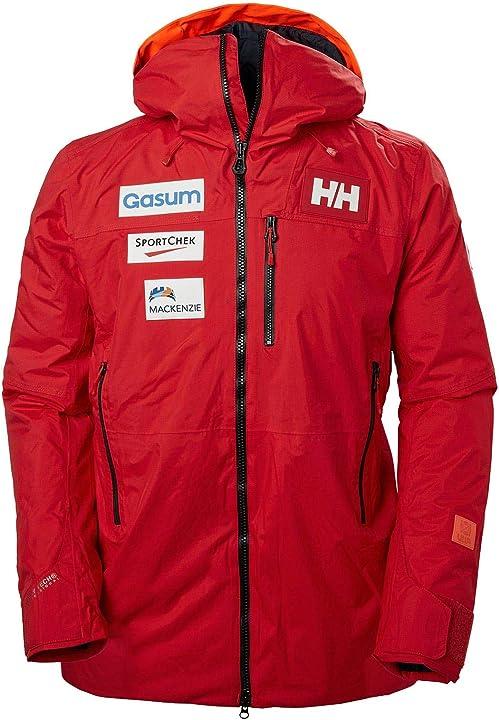 Giacca uomo helly hansen straightline lifaloft jacket 65671