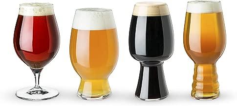 Spiegelau Craft Beer Tasting Kit (Set of 4), Clear