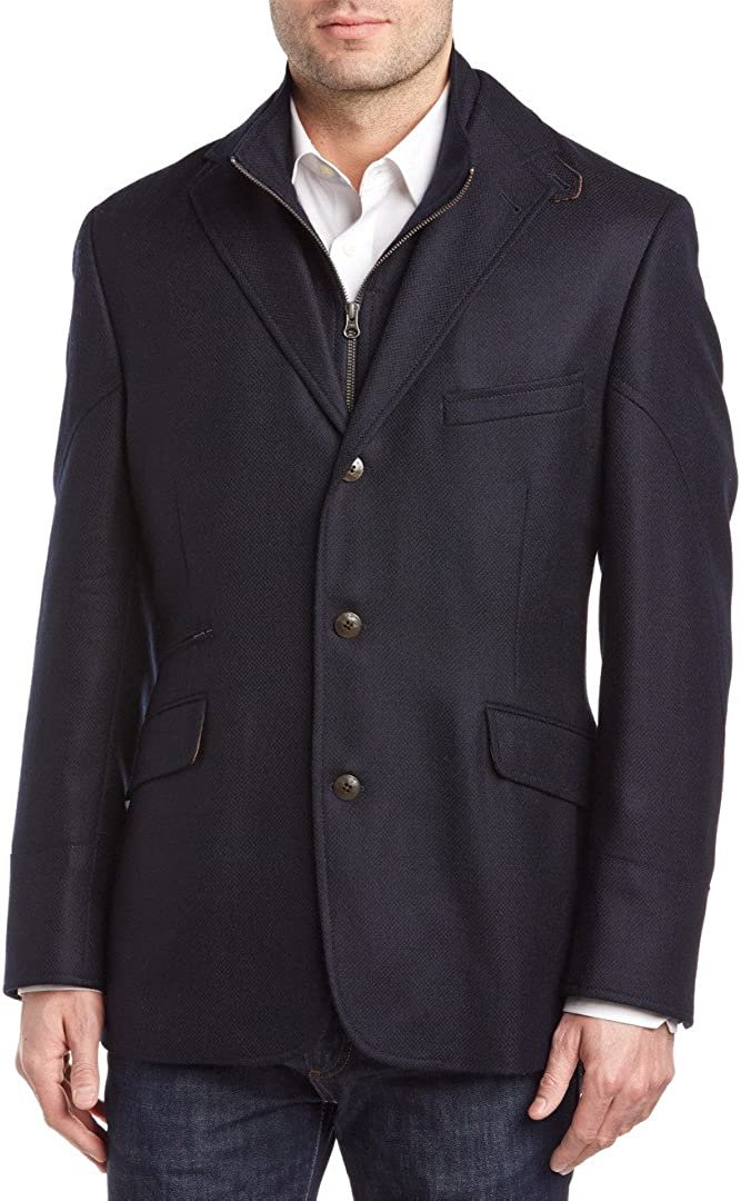 Kroon Men's Ritchie Blue Jacket