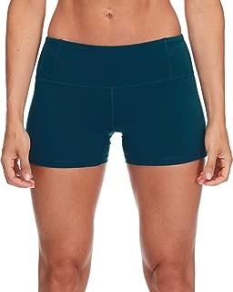 Body Glove 女士 Get Shorty Performance Fit 运动短裤 海洋学 X-Small