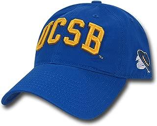 University of California Santa Barbara UCSB Gauchos Cotton Polo Style Baseball Ball Cap Hat
