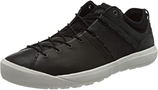Mammut Men's Hueco Advanced Low Trail Running Shoe, Black-Bright White