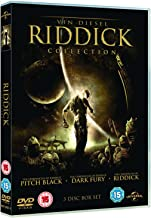 Pitch Black/Chronicles Of Riddick/Dark Fury - The Chronicles... [Edizione: Regno Unito] [Reino Unido] [DVD]