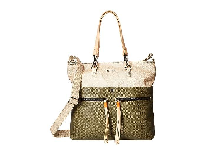 14fd793b7 Sherpani Faith (Natural/Moss) Bags