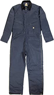 Men's Deluxe Twill Insulated Coverall