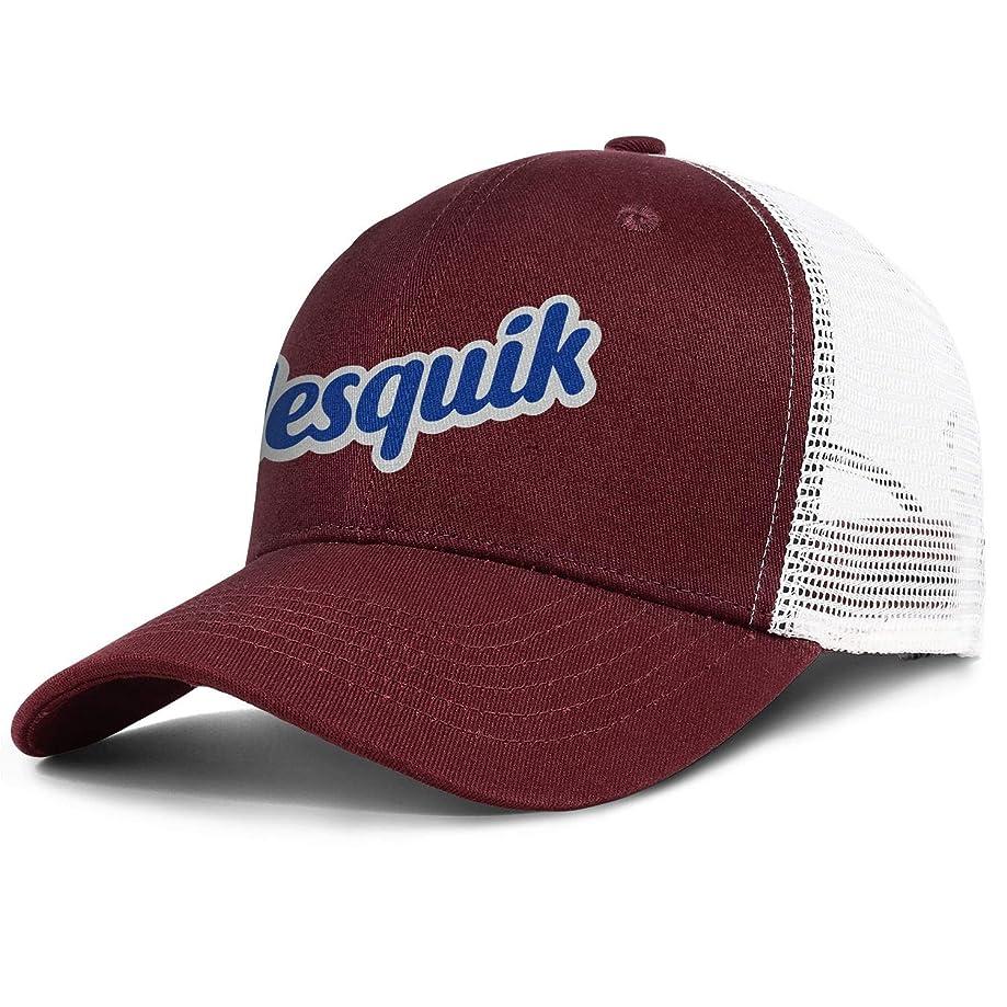 AINIJIAJ Men/Women Print One Size Candy Athletic Hat Mesh Snapback Cap