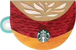 スターバックス カード コーヒー カップ リーフ 2018