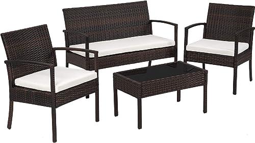 Mejor valorados en Conjuntos de muebles de jardín & Opiniones ...