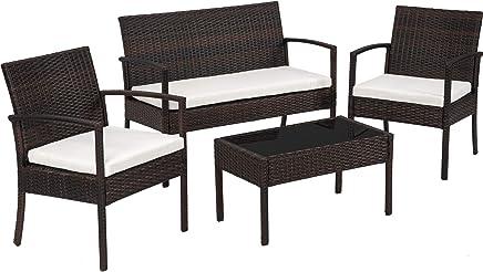 Amazon.fr : mobilier de jardin resine tressee pas cher ...