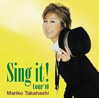 """""""Sing it!"""" tour '10"""