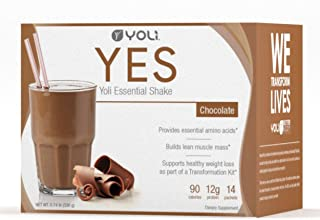 Yoli - Yes Protein Shake Packets (Chocolate)