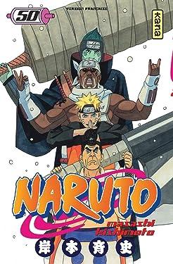Naruto - Tome 50 (Shonen Kana) (French Edition)