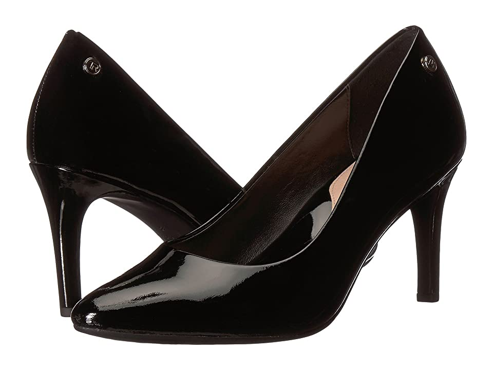 Taryn Rose Tamara (Black Soft Patent) Women