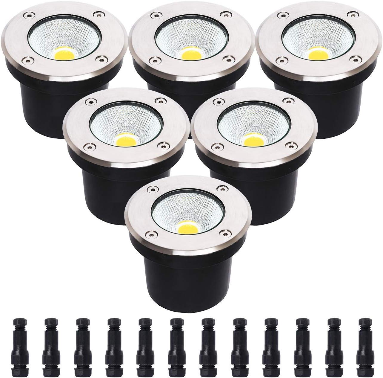 ELEGLO Low Super sale period limited Voltage Led Landscape Lights Well Pack 15W Popular popular 6 1