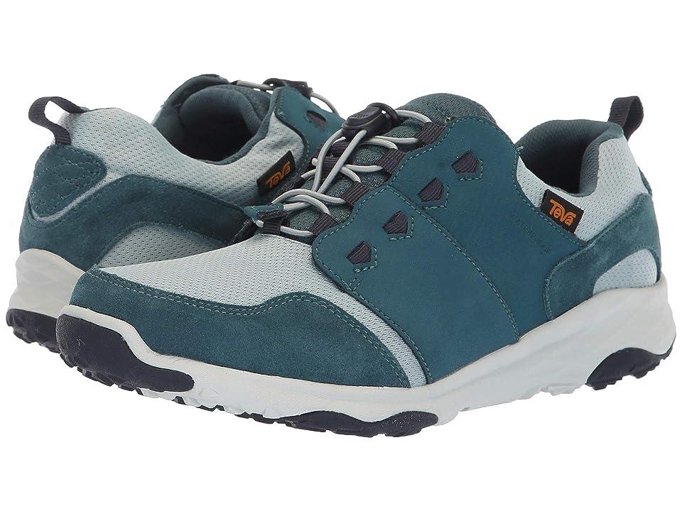 Teva Kids Arrowood 2 Low WP (Big Kid) (Atlantic Deep) Boys Shoes