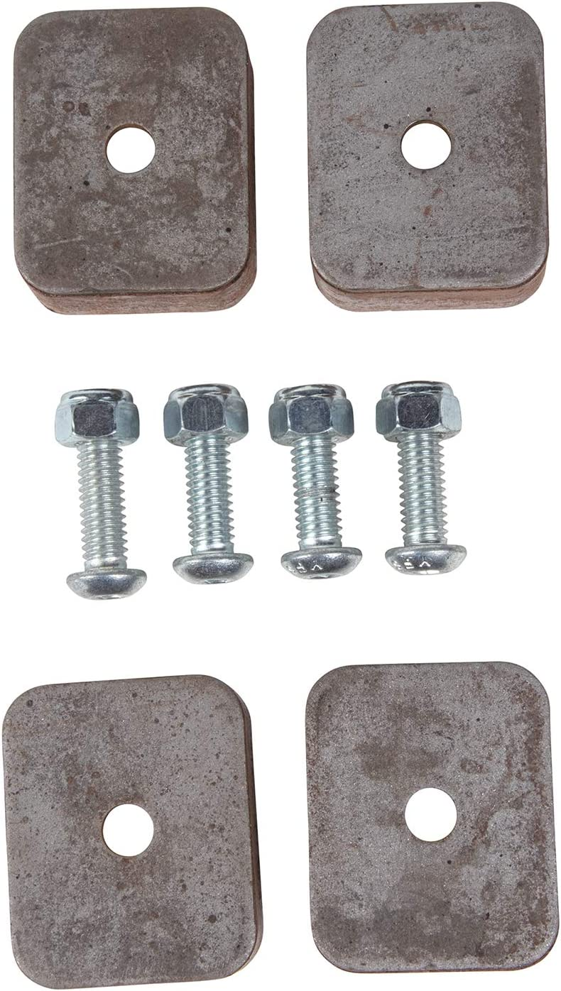 Reese 58527- Replacement Part, Friction Pad Kit for STEADi-Flex