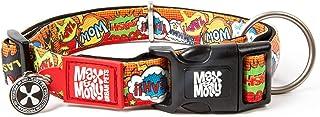 Max & Molly Heroes Smart Id Collar  Comfortable   Odor Free Neoprene  Smart Id Tag   Lost Pet Protection Program   Extraor...