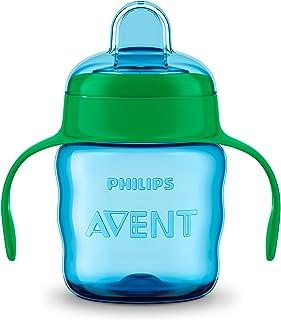 Philips Avent Easy Sip 喷嘴杯,配有手柄 蓝色 200 ml