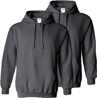 2 Pack - Gildan - Heavy Blend Hooded Sweatshirt - 18500