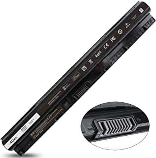 M5Y1K Laptop Battery Compatible with Dell Inspiron 40Wh 14.8V,14 15 17 3000 5000 Series,5558 5559 3521 453-BBBR 3452 3451 3458N 3567 5755 5758 5759,Vostro 3458 3558,6YFVW VN3N0 GXVJ3 W6D4J HD4J0 4WY7C