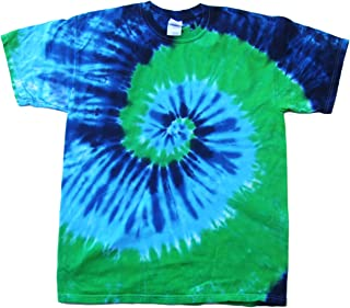 Rockin' Cactus Men's Tie Dye T-Shirt