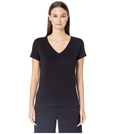 Skin Natural Skin Organic Cotton Jade Tee (Black) Women