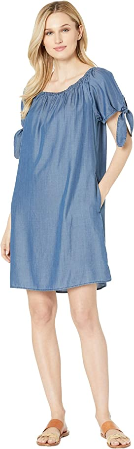 9135ca311d Tommy Bahama Linen Dye Off the Shoulder Dress Cover-Up at Zappos.com