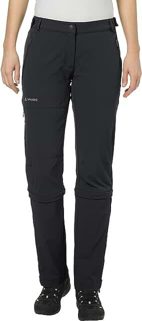 Trekkinghose Damen Zip Off 1